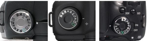 Ý nghĩa các Mode dial trên máy ảnh DSLR