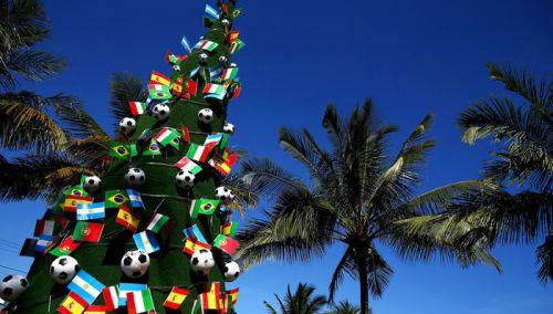 Rực rỡ không khí Giáng Sinh trên toàn thế giới