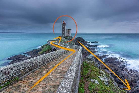 Những quy tắc bố cục kinh điển dành cho Nhiếp ảnh phong cảnh