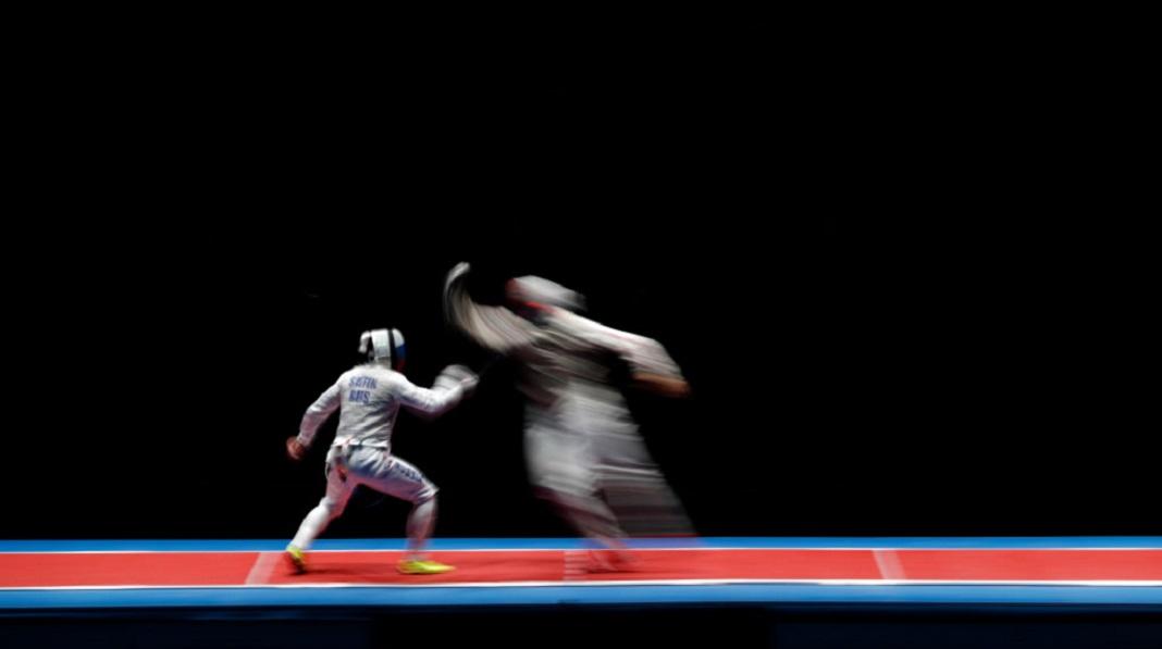 Nhiếp ảnh thể thao: Sự tương phản giữa Tĩnh và Động trong ảnh thể thao.