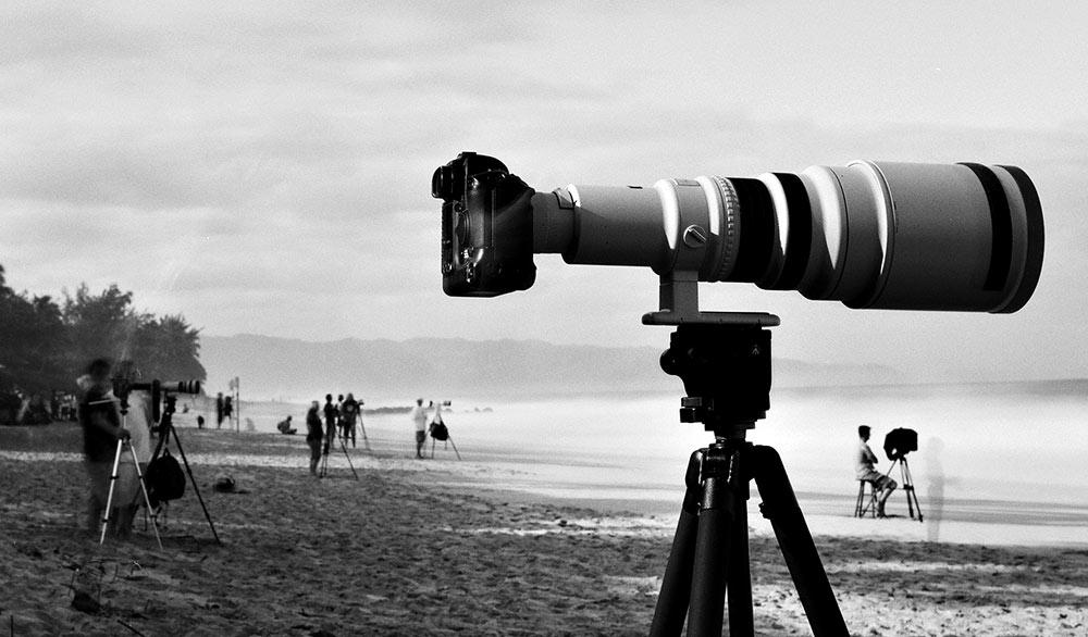Bí kiếp chụp ảnh | Muốn chụp ảnh đẹp, phải khỏe?