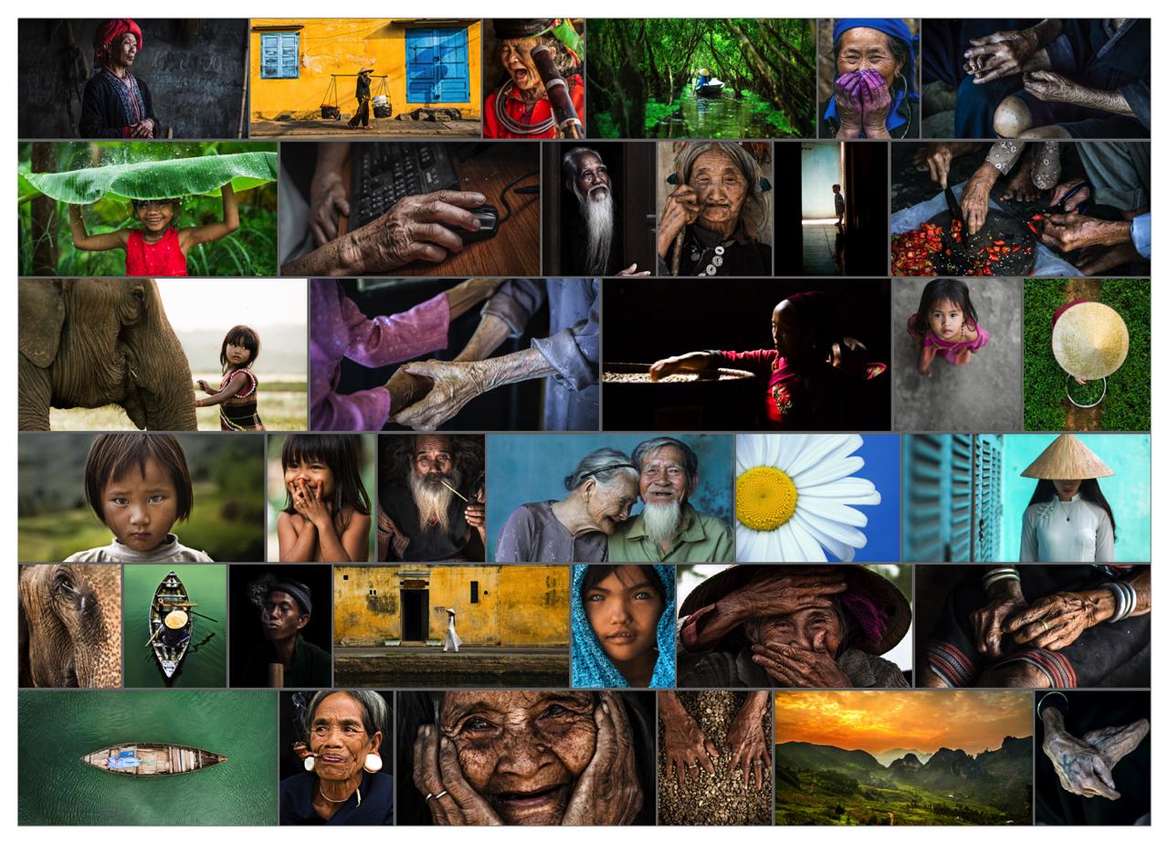 The Collection & Nhiếp ảnh gia Réhahn – Triển lãm bộ sưu tập ảnh Di sản Văn hóa