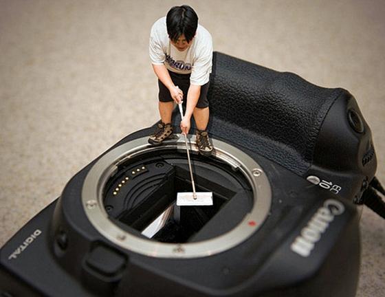Cách vệ sinh và bảo quản máy ảnh, ống kính tốt nhất