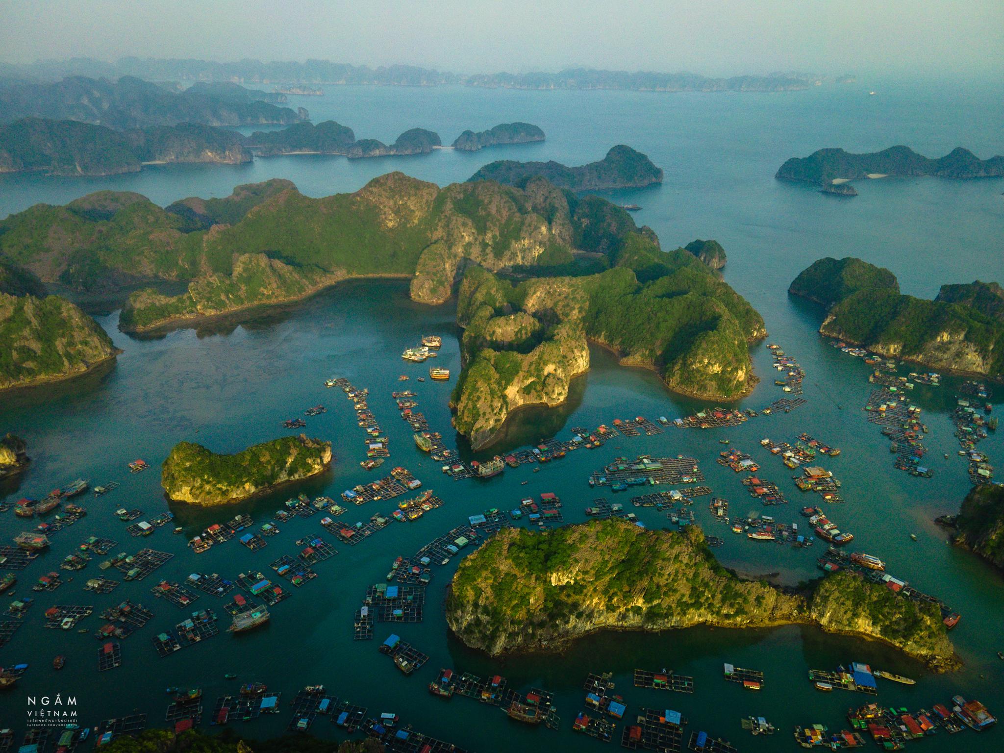 """Lan Hạ – """"vịnh đảo thiên đường"""" không thể bỏ lỡ dành cho dân mê chụp ảnh"""