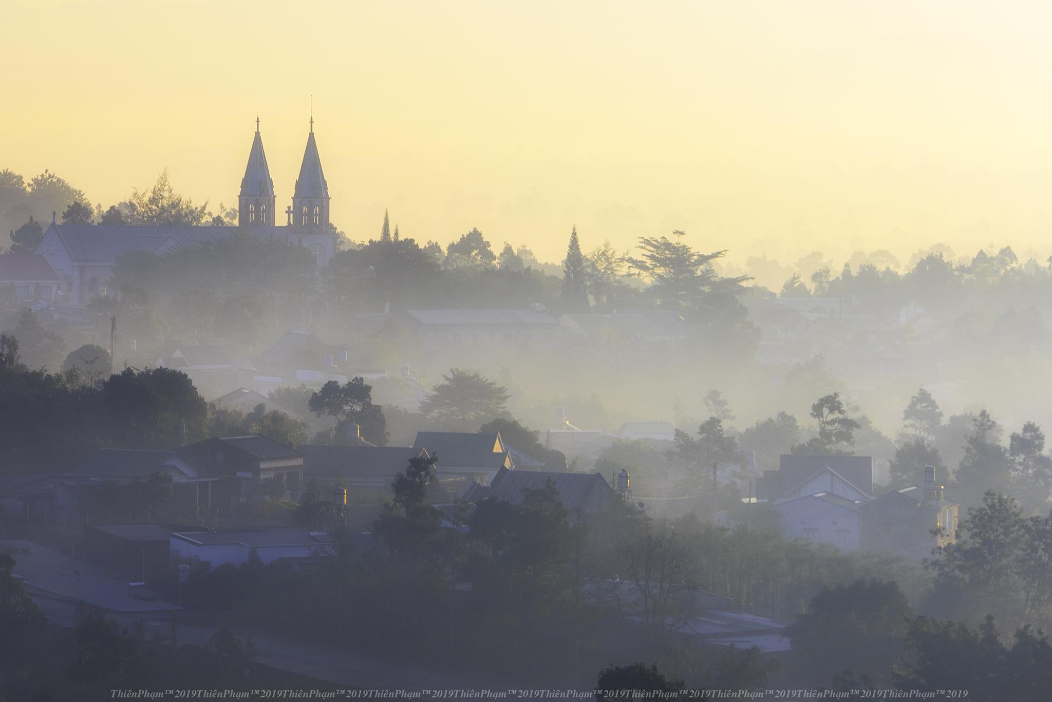 Bảo Lộc sớm sương mai qua góc nhìn NAG Thiên Phạm