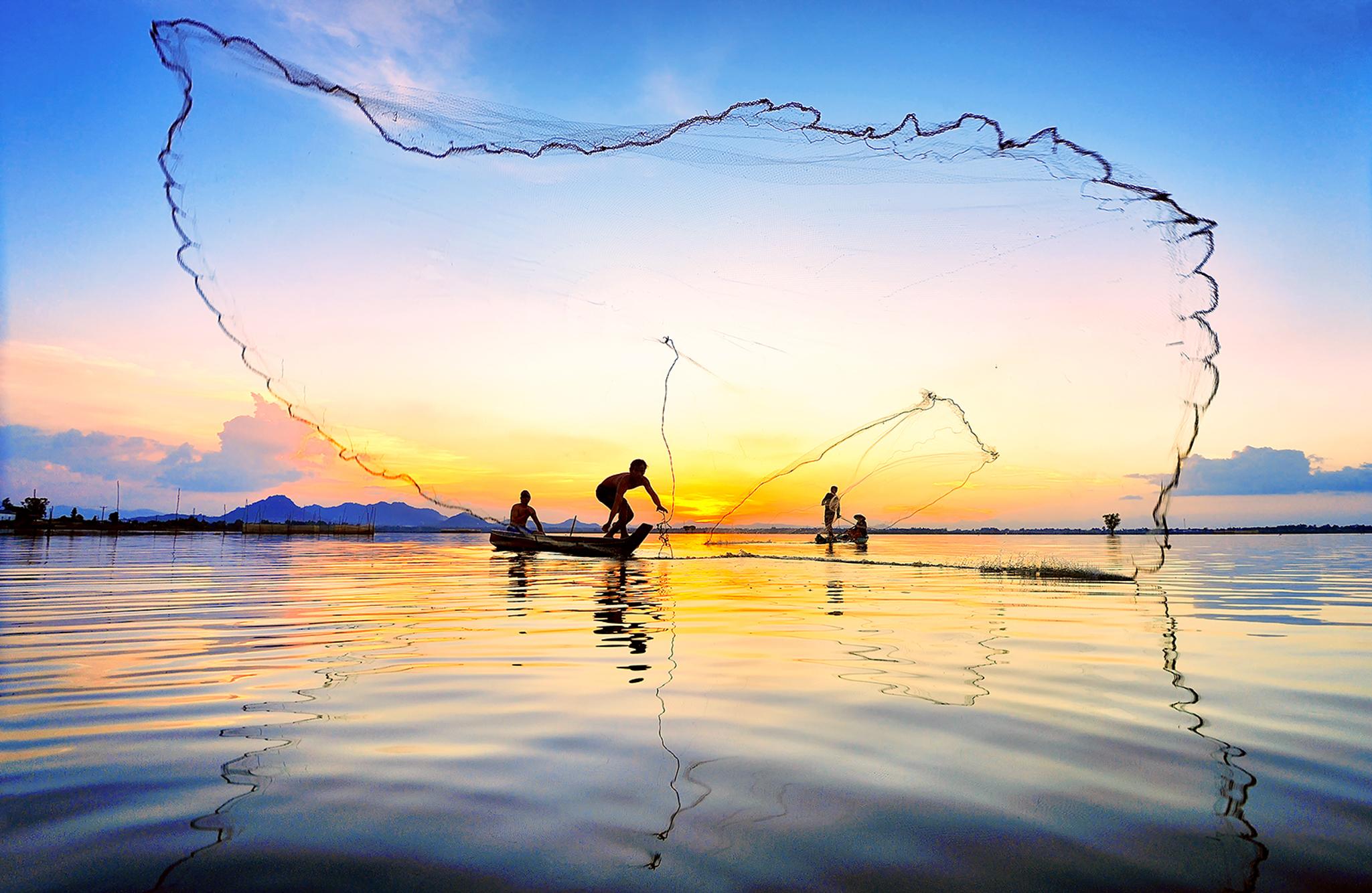 Về thăm An Giang mùa nước nổi