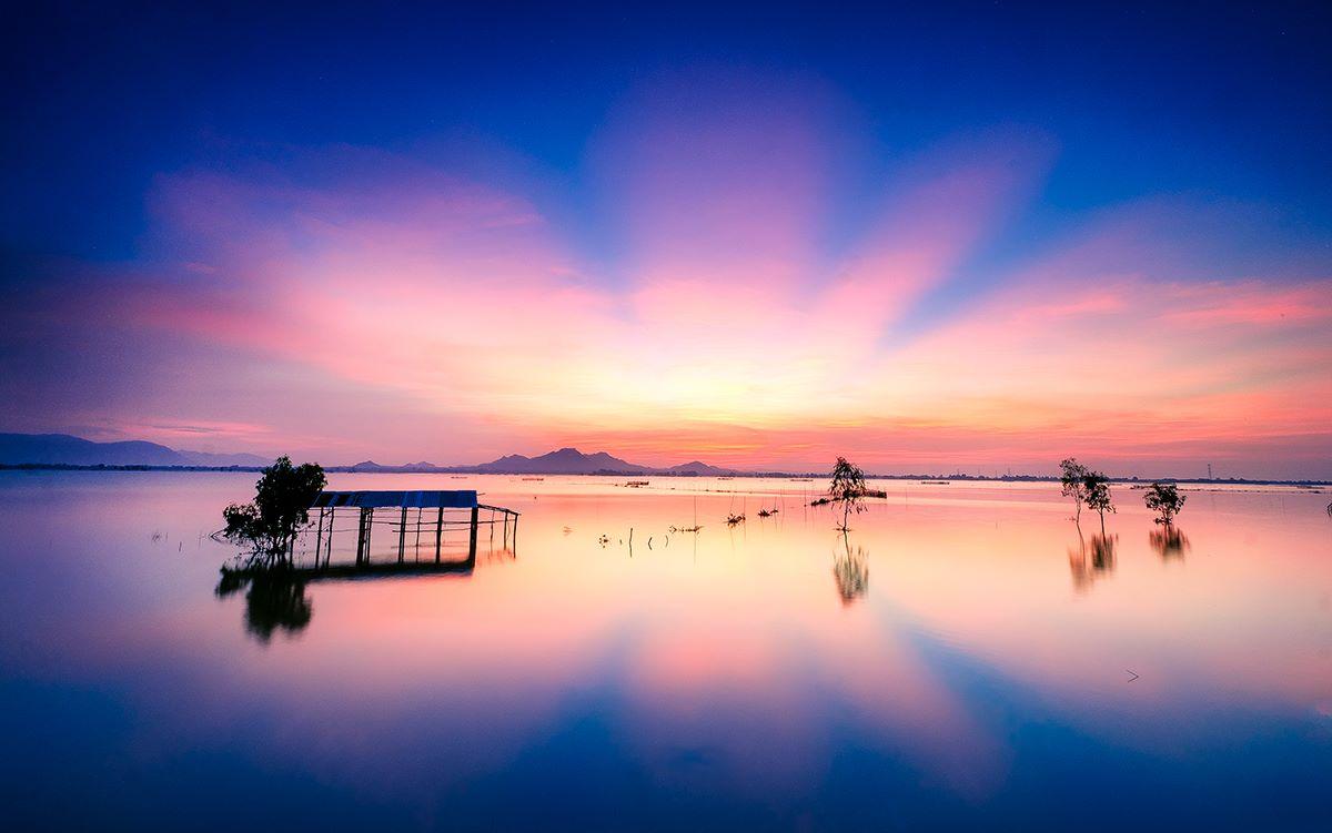 An Giang mùa nước nổi – NAG Huỳnh Phúc Hậu
