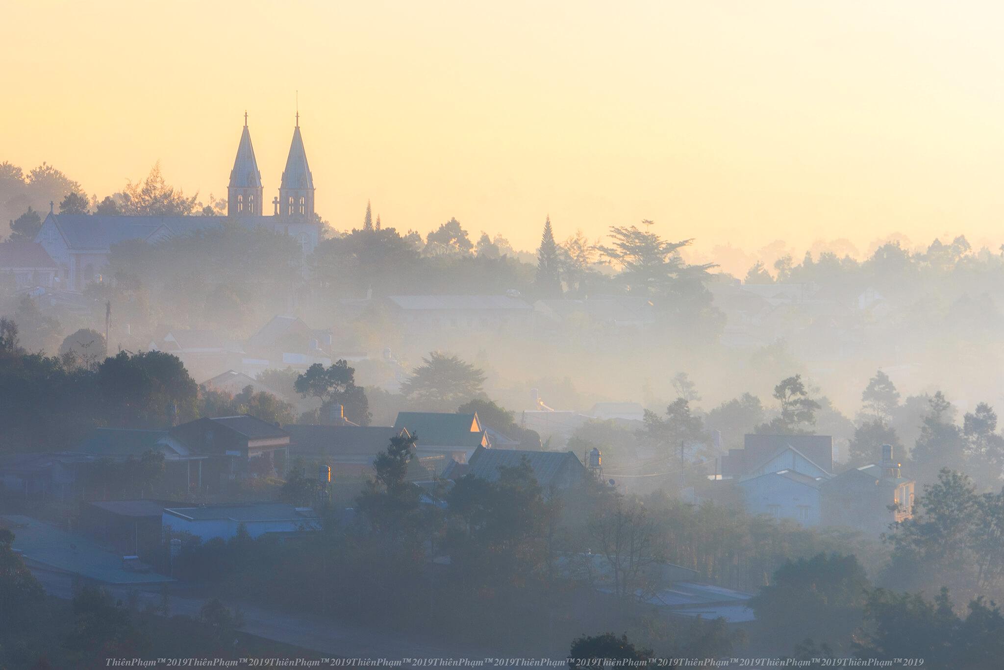 Bảo Lộc sương sớm – NAG Thiên Phạm