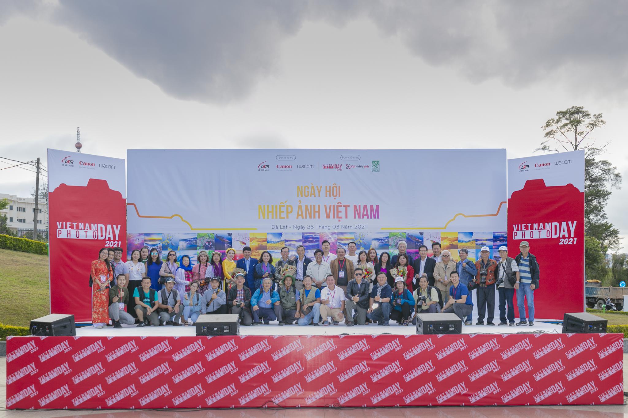 Khai mạc Ngày hội Nhiếp ảnh Việt Nam