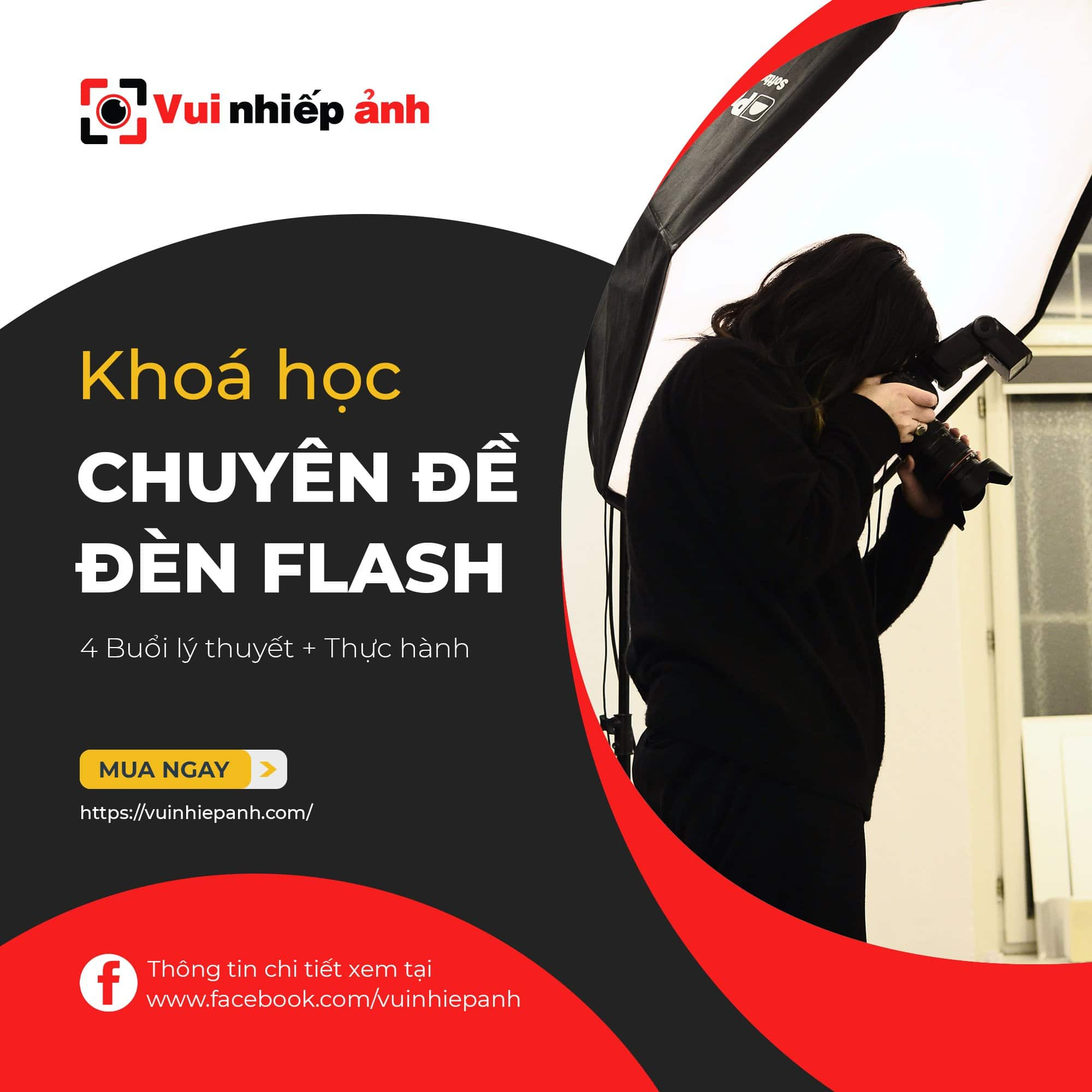 Chuyên đề đèn Flash – NAG. Hafoto