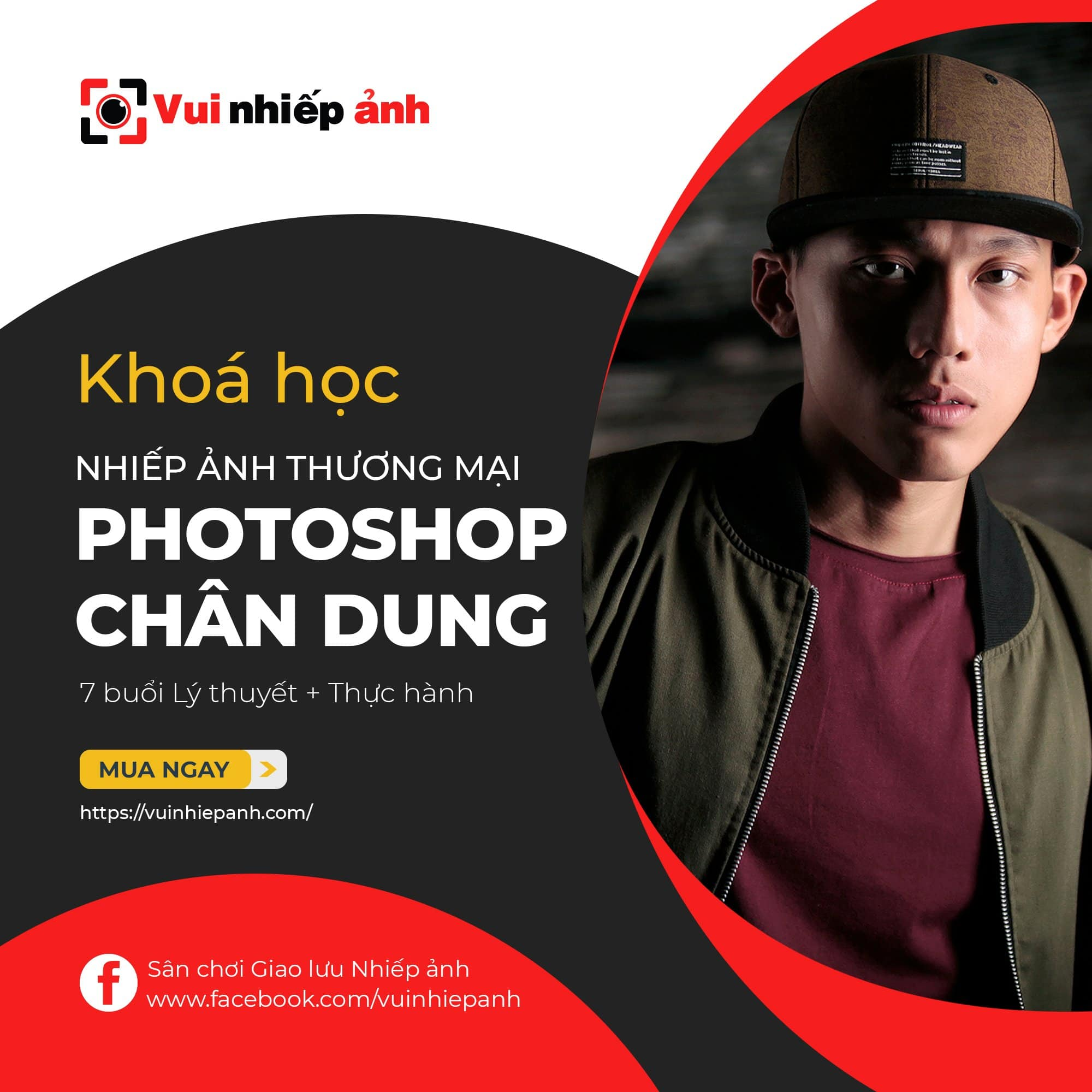 Photoshop chân dung – NAG. Hafoto