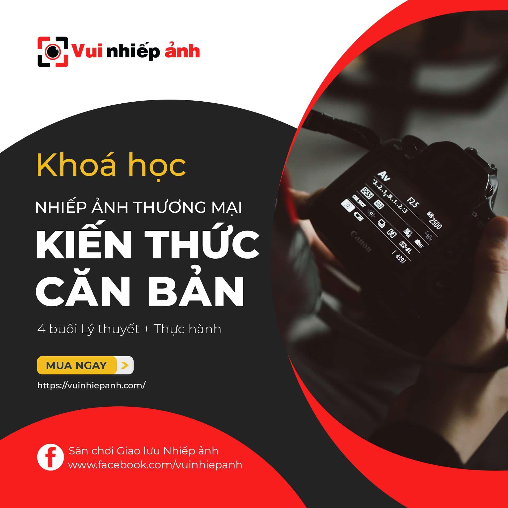 Nhiếp ảnh cơ bản – NAG. Hafoto